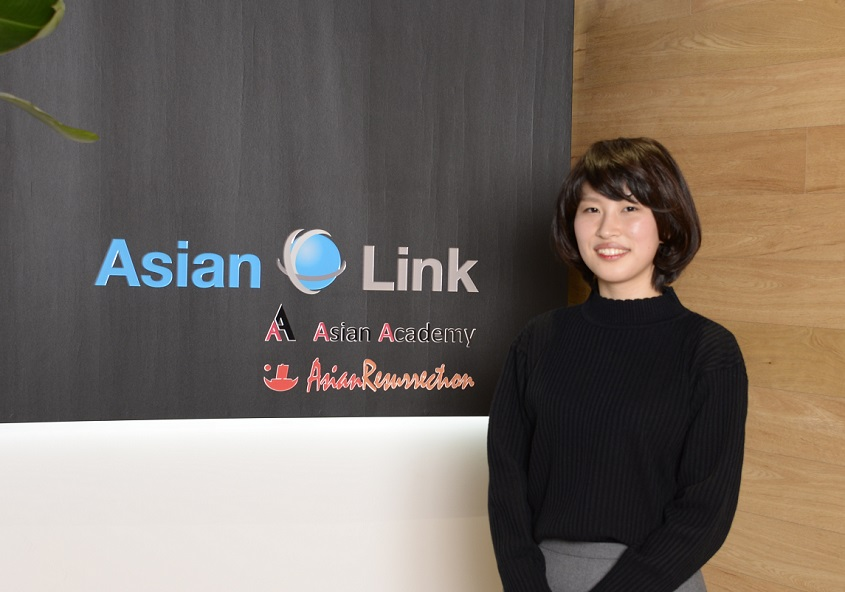 株式会社アジアンリンク 高崎景子さんの画像
