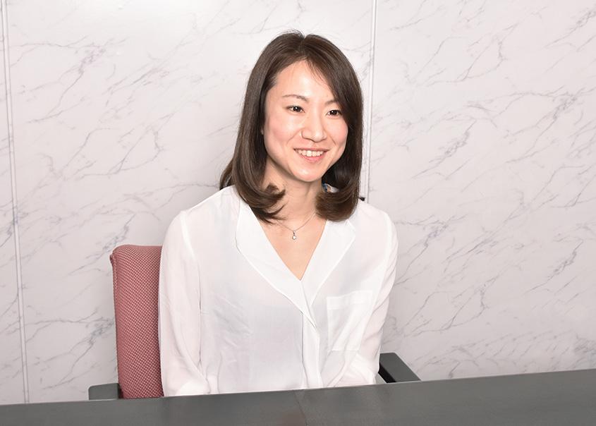 コムシス情報システム株式会社 第二事業部 奥本典子さんの画像