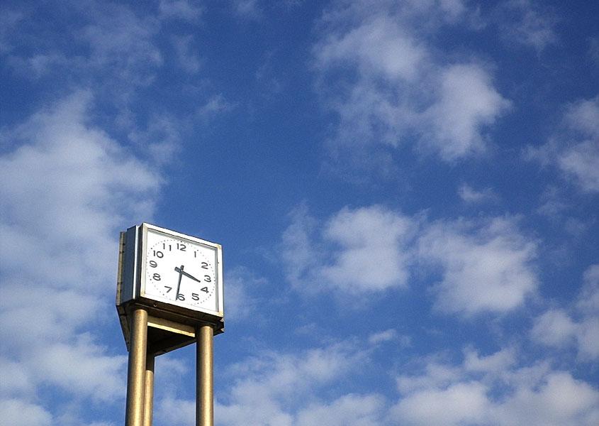 時間管理術イメージ
