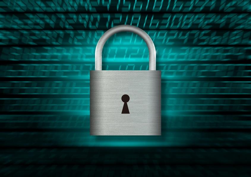 サイバーセキュリティのイメージ図