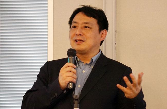 岡本勝之・セキュリティエバンジェリスト
