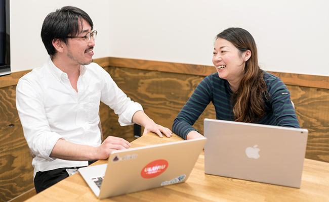 新しいシステム導入をはじめ、業務についても上司と日々コミュニケーションを取っている