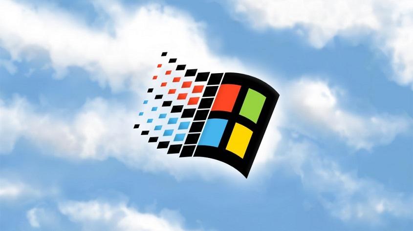Windows 95画像