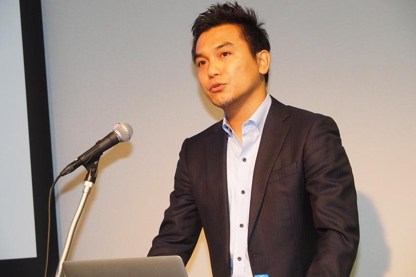トレードシフトジャパン株式会社 ゼネラルマネージャーの菊池孝明氏