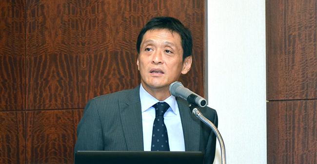松本光吉・デル 執行役員副社長 インフラストラクチャ・ソリューションズ事業統括
