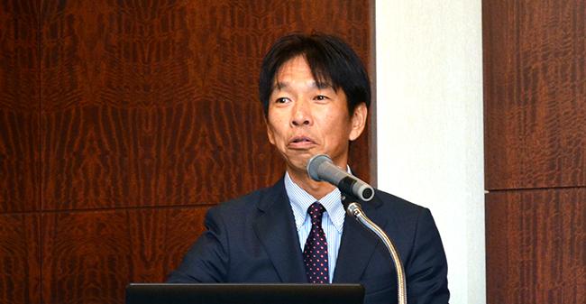 上原宏・デル 執行役員 インフラストラクチャ・ソリューションズ 事業統括 製品本部本部長
