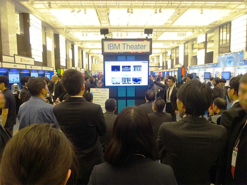 当日行われた、同社 営業本部 営業開発1部 第1グループマネージャー 長岡 洋介さんによるプレゼンテーションも大盛況でした