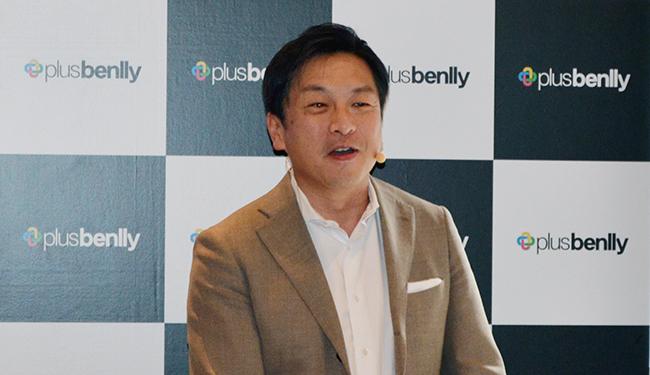 留目真伸・NECパーソナルコンピュータ 代表取締役 執行役員社長