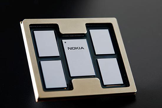 ノキアが開発したネットワーク機器用CPU「FP4」