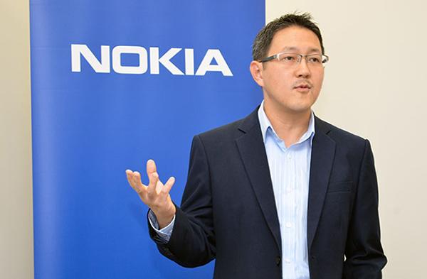 ケント・ウォン・アジア太平洋地域 IP/Opticalネットワーク事業責任者
