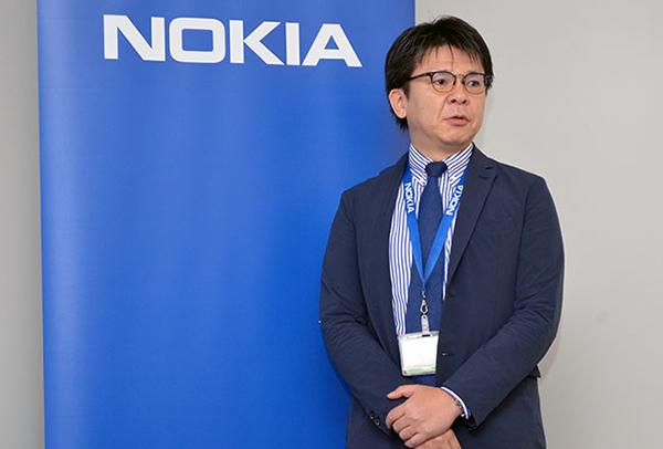 鹿志村康生・IP/Opticalネットワーク IPルーティング本部長