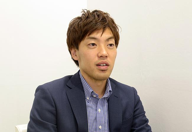渡辺誠一郎・ウェブレッジ 新規事業戦略室室長